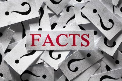 Questions about the Facts
