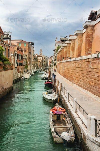 Beautiful romantic Venice