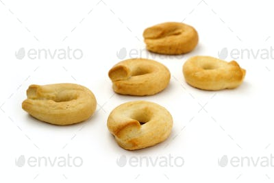 ring-shaped biscuits