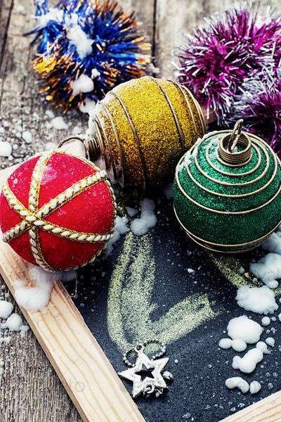 new-year toys and knick-knackeries to Christmas