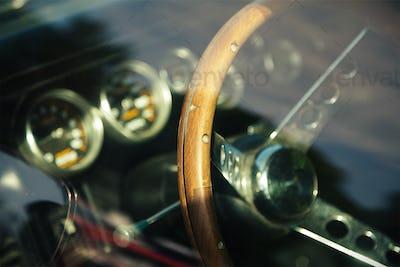 American classic car