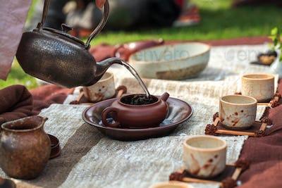 traditional tea ceremony