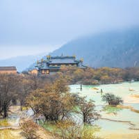 huanglong scenic and historic interest area