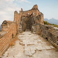 desolation of the great wall