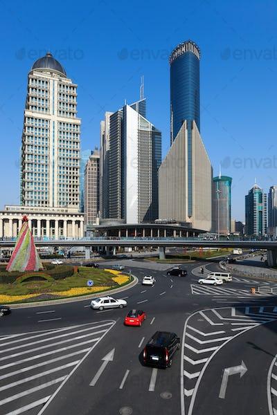 street views of shanghai