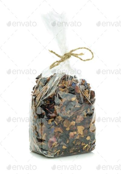 A Bag of Fresh Tea Leaves