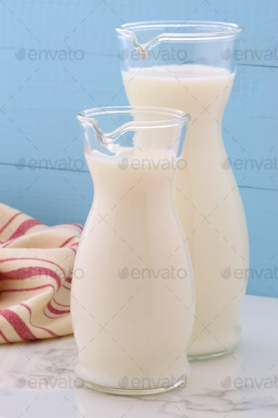 retro styling  milk
