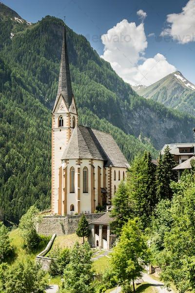 Church in Heiligenblut