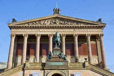 The Nationalgallery in Berlin